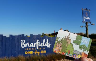 Briarfields Hotel Norfolk.