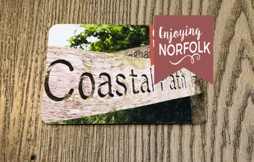 Enjoying Norfolk discount card.