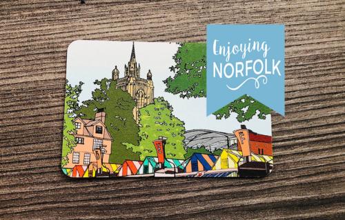 Enjoying Norfolk Discount Card.