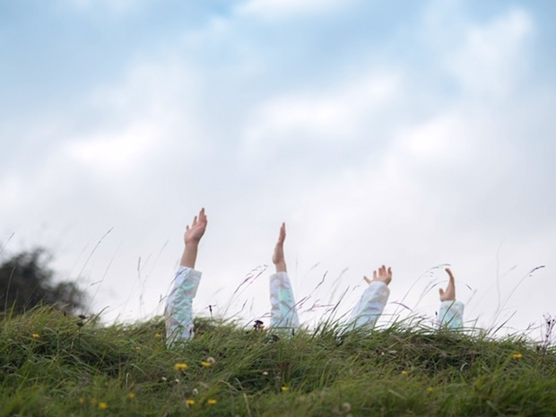 'Spring Awakening' - Movement Workshop -With Cat Westwood Shiatsu College