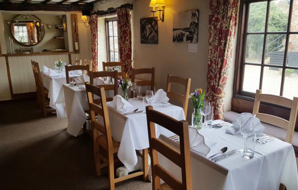 Cley Windmill restaurant in Norfolk.