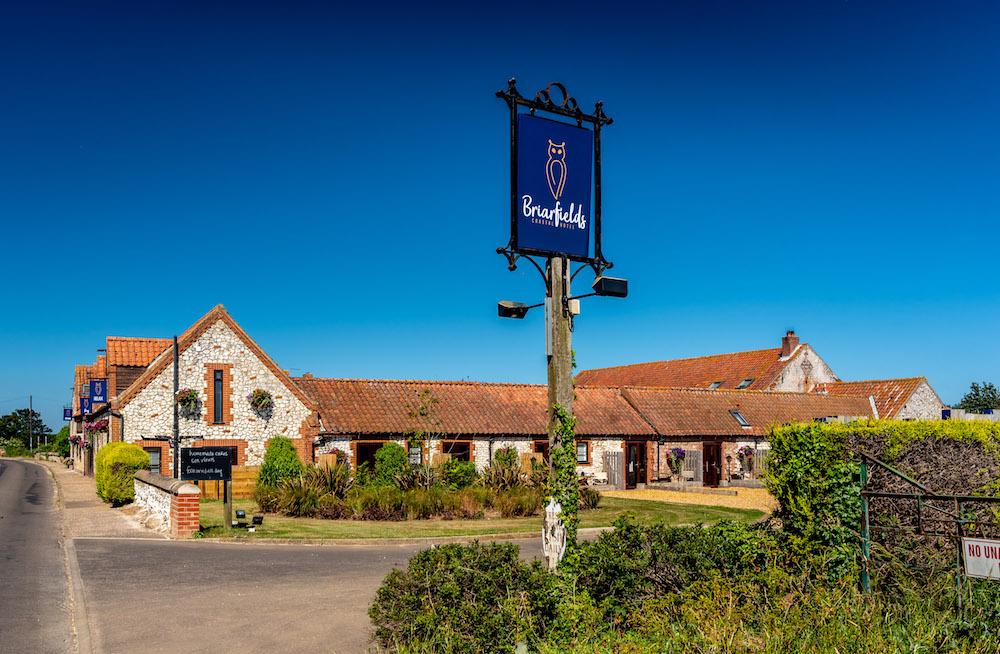 Briarfields Hotel Titchwell Norfolk