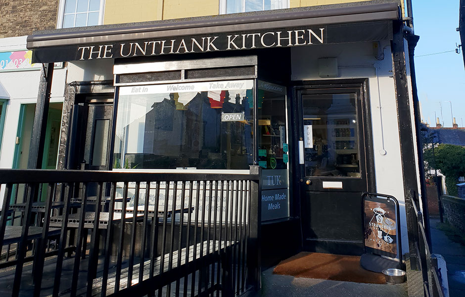 The Unthank Kitchen, Norwich.