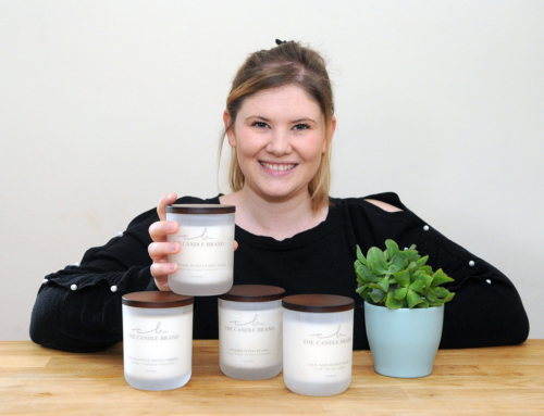 Business Showcase: The Candle Brand