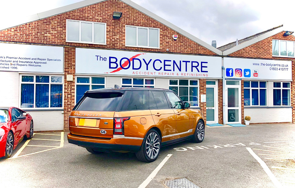 The Bodycentre Ltd in Norwich.