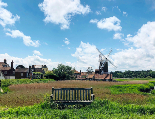 Business Showcase: Cley Windmill