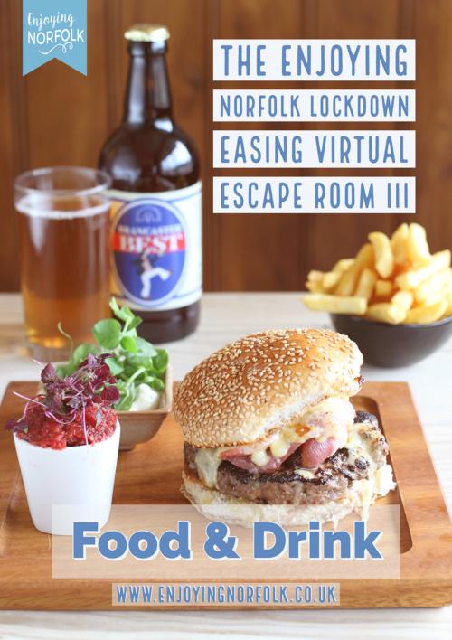 The Enjoying Norfolk Lockdown Easing Virtual Escape Room 3.