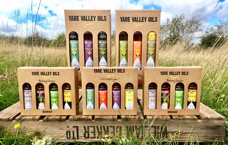 Yare Valley Oils offer.