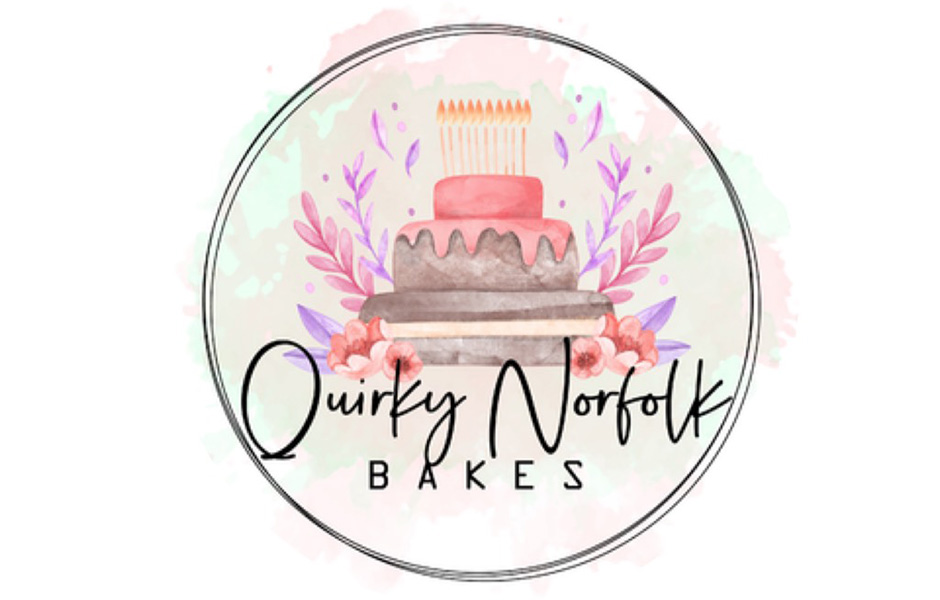 Homemade cakes by Quirky Norfolk Bakes.